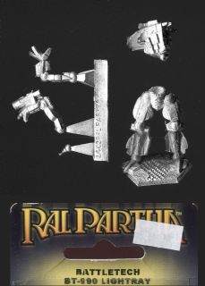 Ral Partha Battletech 20-990 Lightray (x 1)